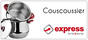Couscoussier Express